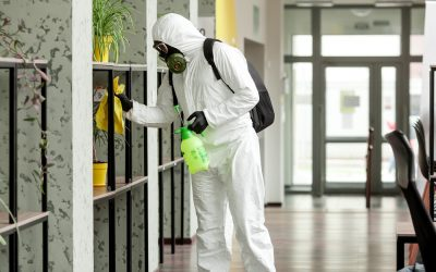 Commercial Sanitizing Services